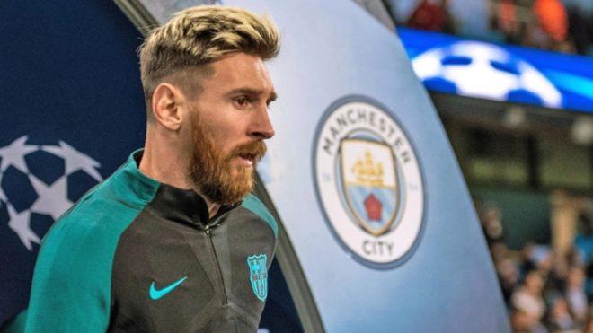 El City volverá por Messi.