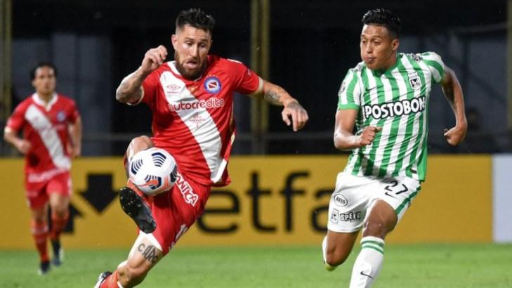 Copa Libertadores: Atlético Nacional se juega la clasificación ante un  Argentinos Juniors que sueña con el liderato del grupo F | MARCA Claro  Colombia