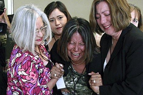 Suspenden a los jueces que liberaron al asesino confeso de la hija de Marisela  Escobedo | México | elmundo.es