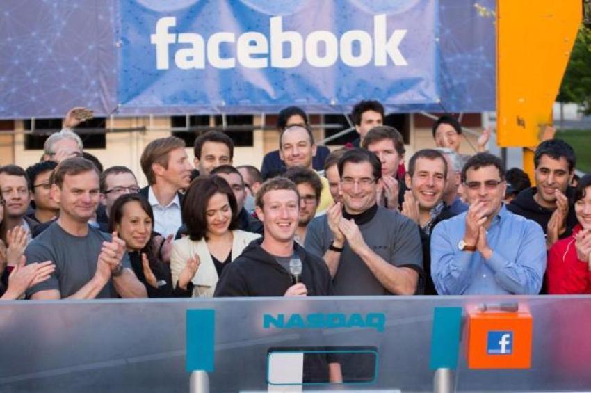 Resultado de imagen para quienes son los accionistas de facebook