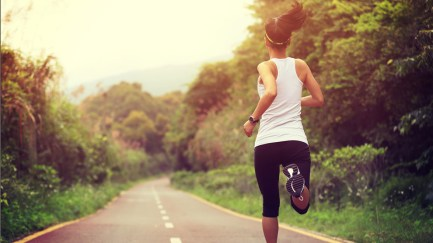 Resultado de imagen para mujer corriendo