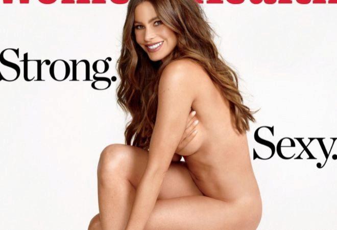 Resultado de imagen para sofia vergara se desnuda