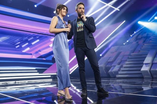 Amaia y su vestido de seda, protagonistas de la gala final de OT | Moda
