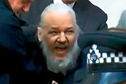 Resultado de imagen de julian assange