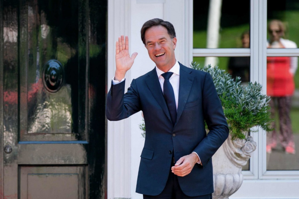 mark rutte the handsome bachelor who