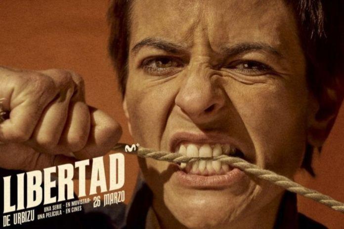 Promotional image of 'Libertad'.