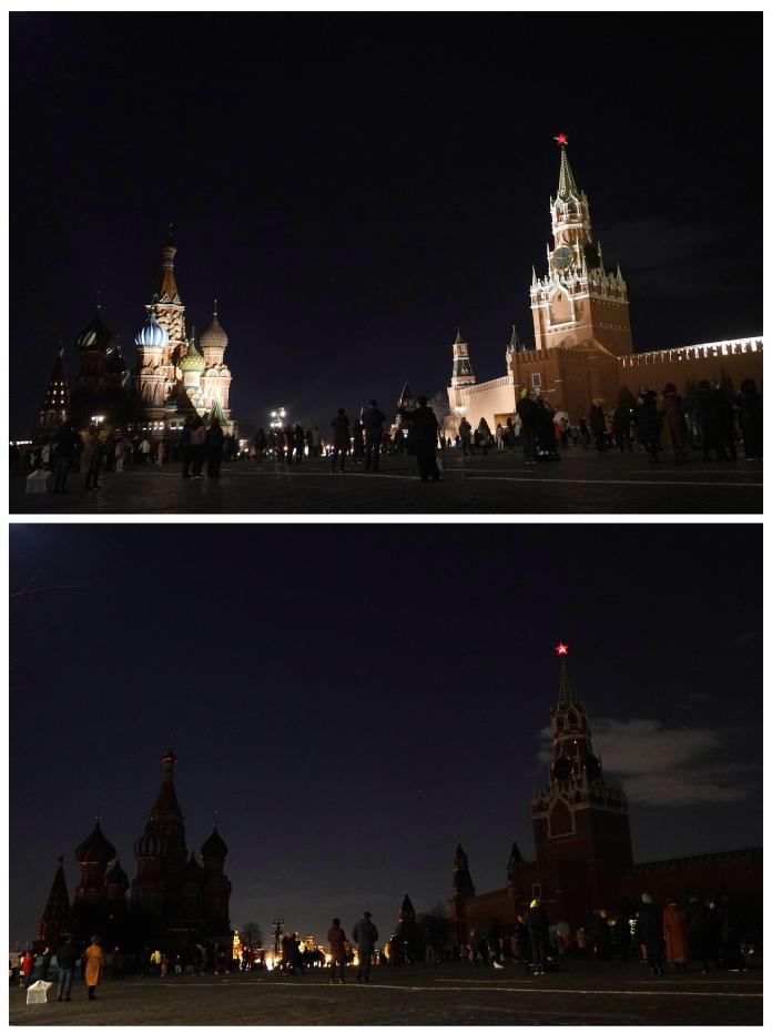 The Kremlin, in Moscow