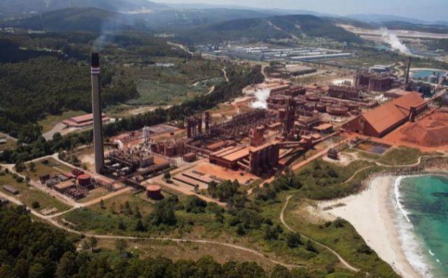 Alcoa pone a la venta sus fábricas en España