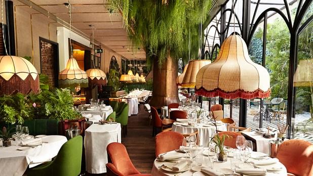 Además de por gastronomía y coctelería, el restaurante Amazónico...
