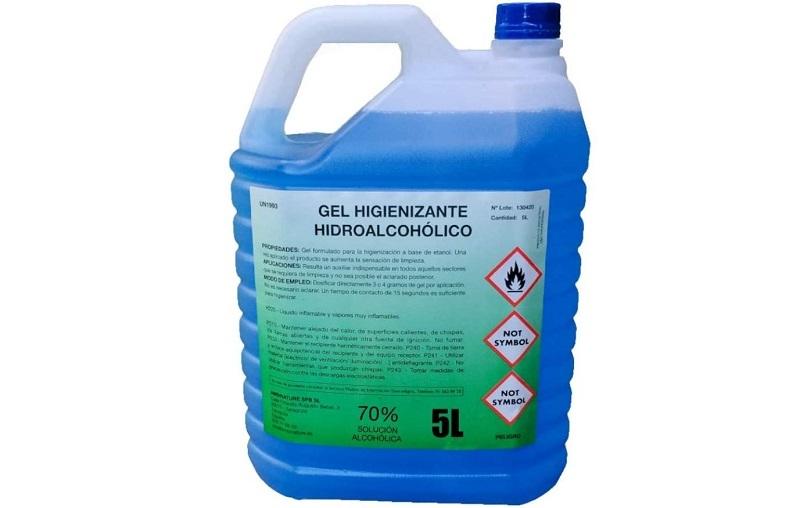 Desinfectante anti Coronavirus en nuestra tienda Amazon