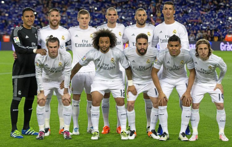 How each Real Madrid player fared in 2015/16 | MARCA English