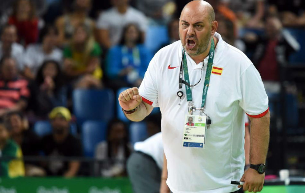 Lucas Mondelo, en un momento de la final ante Estados Unidos.