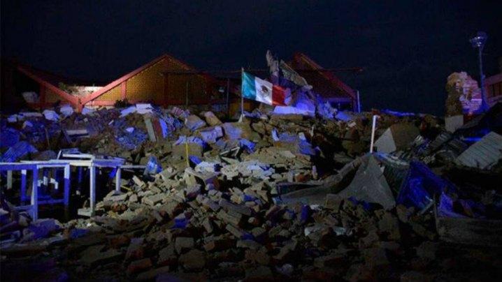 Resultado de imagen para sismo en mexico septiembre 2017