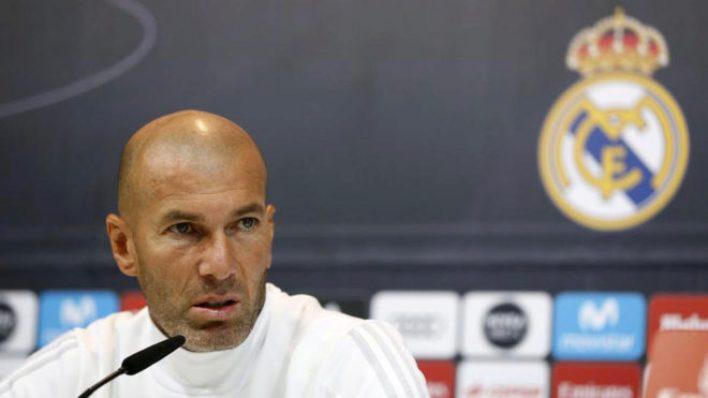 Inuu Jiro Khilaaf U Dhaxeeya Ronaldo & Ramos, Inay Samayn Doonto Iyo Zidane Oo Afka Furtay