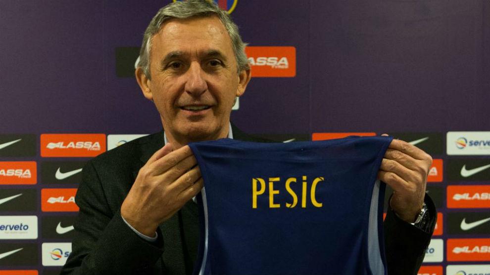 Resultado de imagen de svetislav pesic
