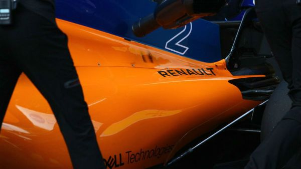 Formula One: McLaren have overheating problems in the ...
