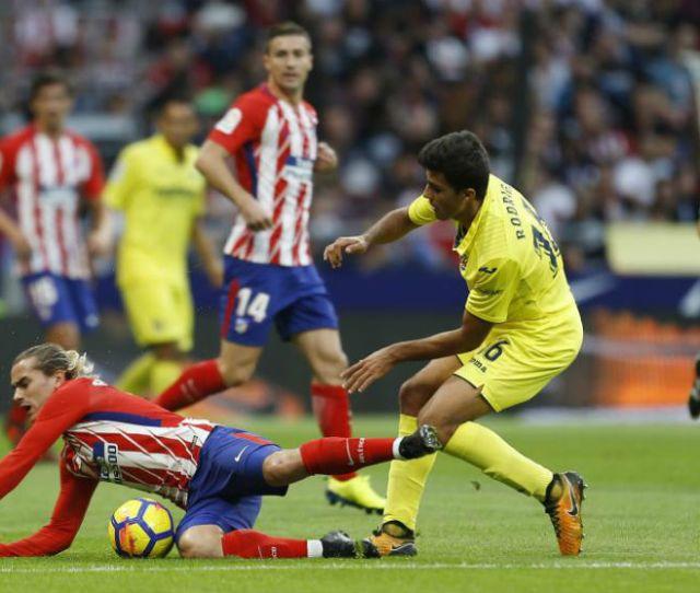 Laliga Villarreal Vs Atletico Madrid Rodri The Homegrown