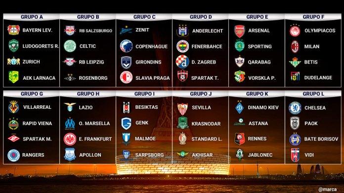 Imagini pentru europa league 2019