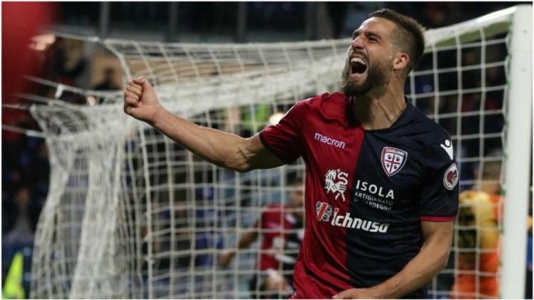 Image result for Cagliari vs Inter photos