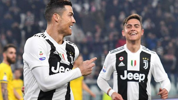 Serie A: Tardelli: Some players suffer with Cristiano Ronaldo ...