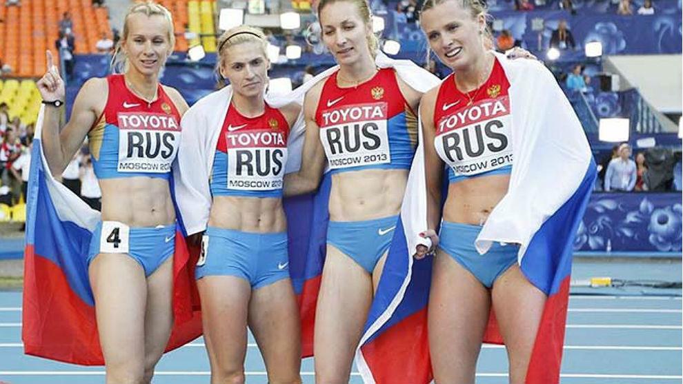 Rusia anuncia que pagó la multa a World Athletics por dopaje