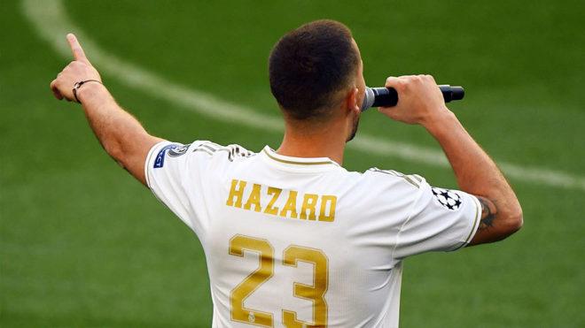 Eden Hazard Oo Lambar Uusan Abid Xidhan U Qaadan Doona Real Madrid & Sababta Uu Ku Doortay Oo La Shaaciyay.