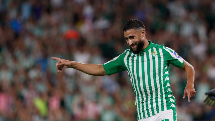 Image result for Nabil Fekir for real betis