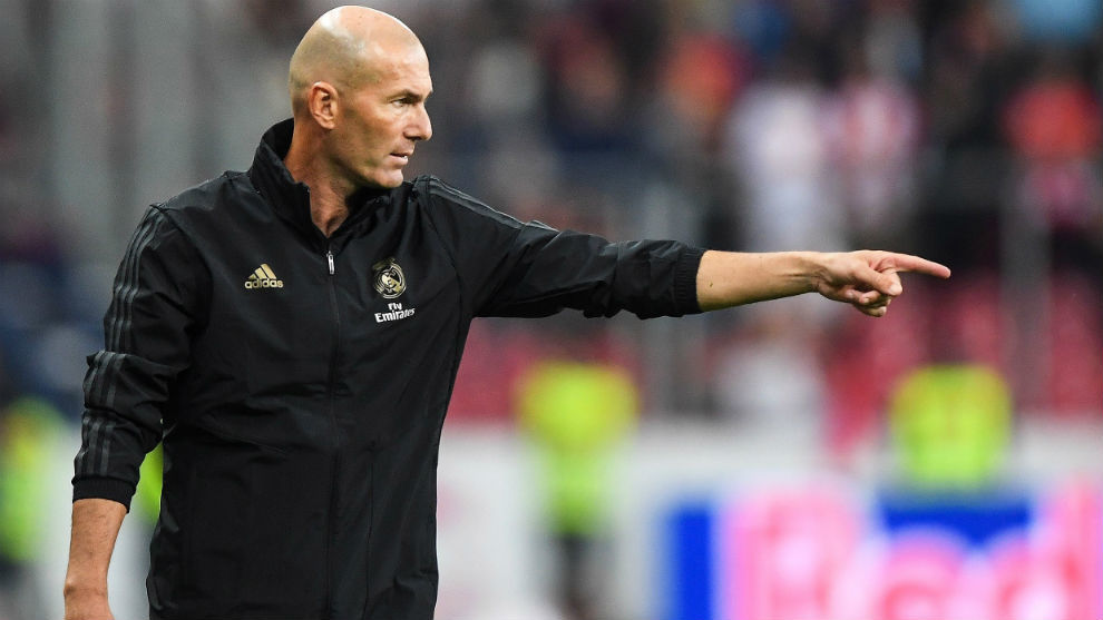 Real Madrid: Winning the league is Zidane's obsession | MARCA in English