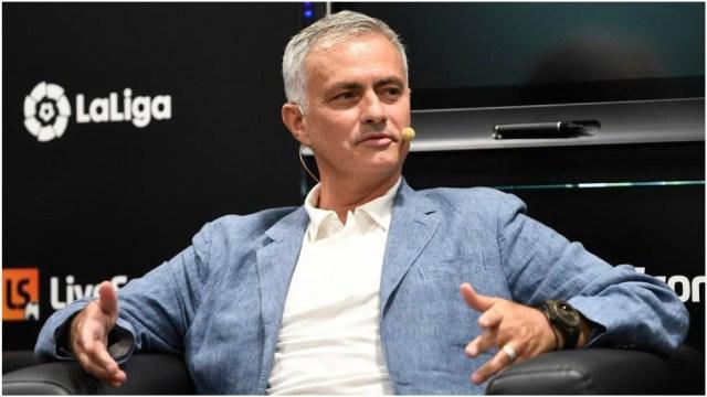 Mourinho speaks on united recent form