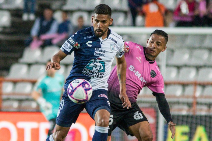 6.- Franco Jara | Pachuca | 7 goles