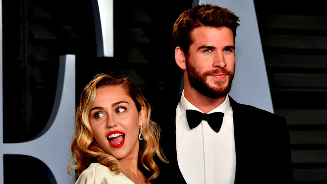 """Miley Cyrus attacks Liam Hemsworth: """"It is not a good person""""."""