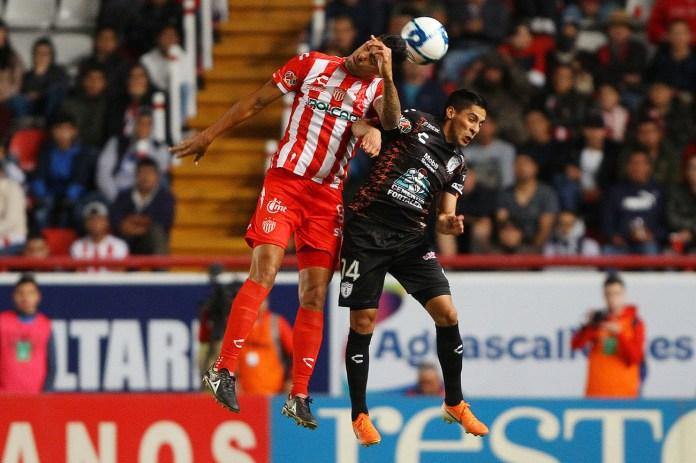 1.- Mauro Quiroga | Necaxa | 11 goles
