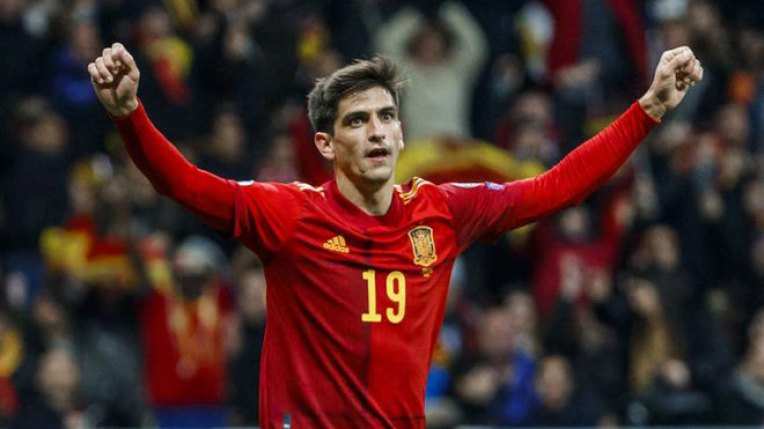 Spain 5-0 Romania: Gerard Moreno stakes claim for a Euro 2020 place | MARCA  in English