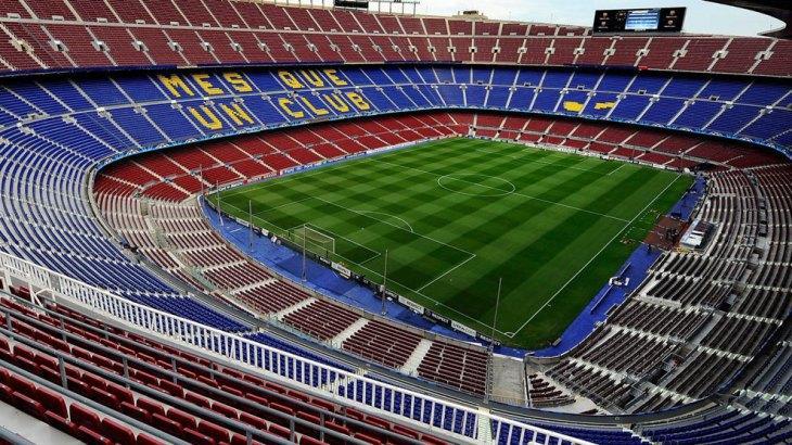 Clásico Barcelona - Real Madrid: Un dron entra en el Camp Nou ...