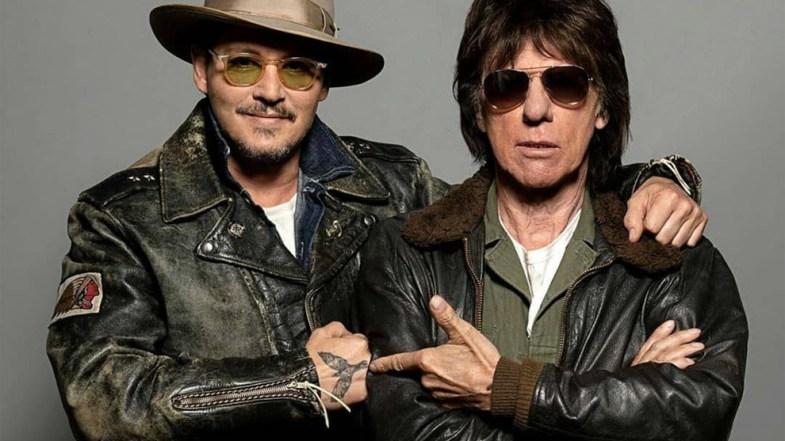 Jeff Beck y Johnny Depp publican una vesión del clásico de John ...