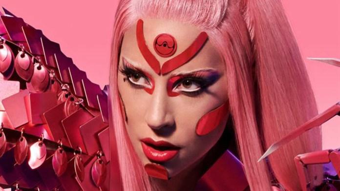 Lady Gaga has released her new album 'Chromatica'