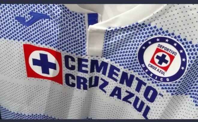 La nueva playera del Cruz Azul 2020