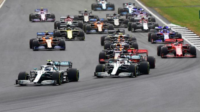 GP Gran Bretaña F1 2020: Horarios y dónde ver en TV el Gran Premio ...