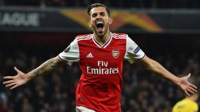 Football: Arsenal confirm deal for Ceballos