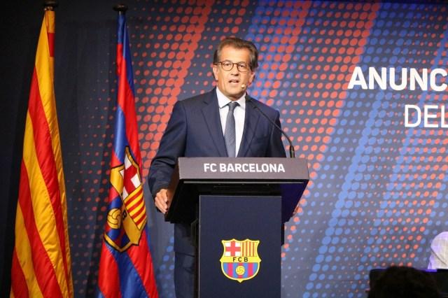 FC Barcelona - La Liga: Toni Freixa: The new fire can't burn everything |  MARCA in English