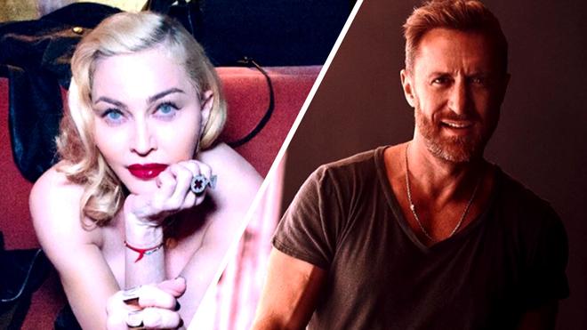 Madonna no quiso participar con David Guetta por ser 'escorpión'   MARCA Claro México