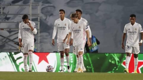 Real Madrid-Shakhtar: El Madrid se mete en un agujero - Champions League