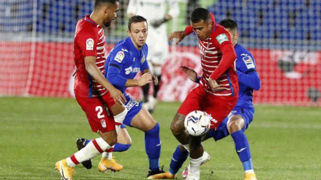 La Liga Santander: Getafe-Granada: un partido con 42 faltas y ¡346 pérdidas  de balón! | Marca.com