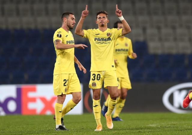 Qarabag - Villarreal: Ya lo arregla Alcácer, segunda parte - Europa League