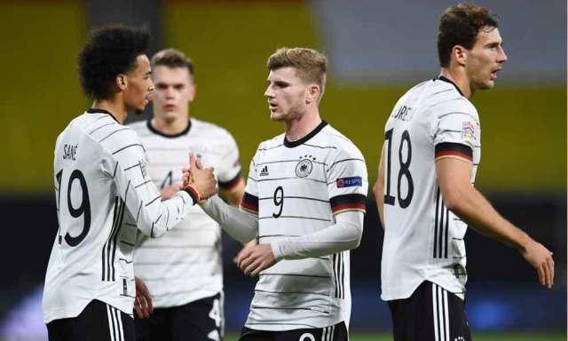 Alemania vs Ucrania: Alemania remonta a Ucrania gracias a los goles de  Werner y Sané | MARCA Claro México