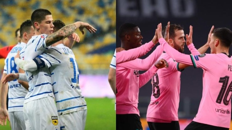 Apuestas Dinamo Kiev - Barcelona: cuotas y claves para pron