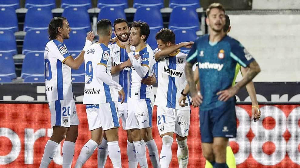 Leganés - Espanyol: El Espanyol se deja el liderato en Butarque y algo más  - LaLiga SmartBank