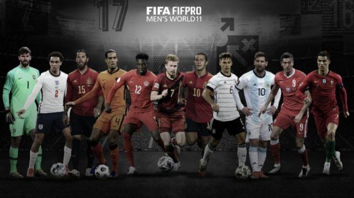 Sergio Ramos i përfshirë në FIFPro World XI për vitin 2020