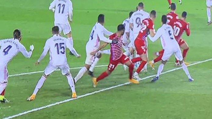 Thirrja e diskutueshme shkon në rrugën e Real Madridit: Casemiro tërheq Yangel në kuti