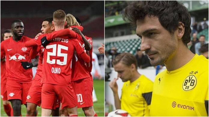 Hummels zemëron mbështetësit e Dortmundit: Unë jam një tifoz i asaj që po bën RB Leipzig